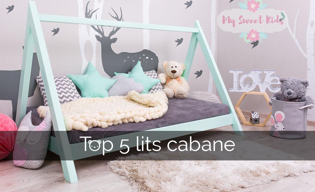 Les Meilleurs Lits Cabane En 2019