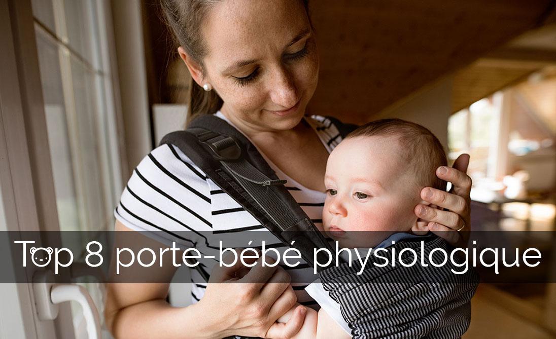96e5924ea28 ▷ Les meilleurs porte bébés physiologiques en 2019